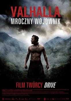 Polski plakat filmu 'Valhalla: Mroczny Wojownik'