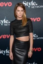 Erin Wasson - VEVO & Styled to Rock Celebration in NYC 9/5/13