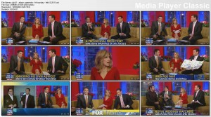 ALISYN CAMEROTA cleavage - fnf - February 13, 2011