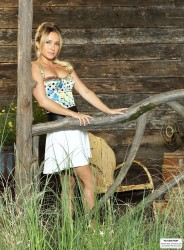 Hayden Panettiere - Nashville Season 2 Promo Shoot