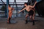 Czech Whores in HELL : Military Debasement - Kink/ WhippedAss (2013/ HD 720p)