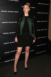 Iggy Azalea - Diesel Black Gold fashion show in NYC 9/10/13