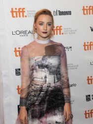 Saoirse Ronan - 'How I Live Now' premiere at the 2013 TIFF 9/10/13