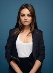 Mila Kunis - 'Third Person' Portraits at the 2013 TIFF 9/10/13