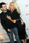 Christina Aguilera - Maxim 100th Issue Celebration - April 8th 2006 - (x174) - REQUESTED