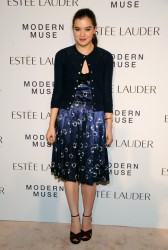 """Hailee Steinfeld - Estee Lauder """"Modern Muse"""" Fragrance Launch Party in NYC 9/12/13"""