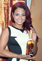 Christina Milian - Viva Diva Wines bottle signing in Philadelphia 9/13/13