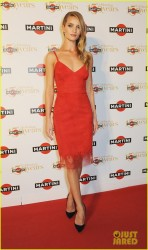 Rosie Huntington-Whiteley - Martini�s 150th Anniversary Gala in Lake Como, Italy 9/19/13