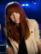 Carly Rae Jepsen - UniteLive: The Concert to Rock Out Bullying Promoshoot