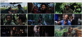Download Tropic Thunder (2008) Directors Cut BluRay 720p 800MB Ganool