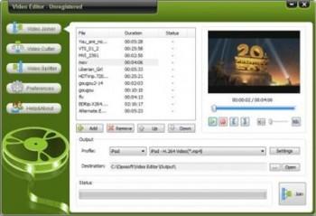 Oposoft Video Editor v7.7