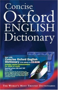 Concise Oxford Dictionary 11th Edition