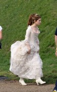 Anna Kendrick - on the set of 'Into The Woods' in England 9/25/13