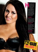 "6dcad3278602259 Marnie Simpson  ""First Ever Shoot!"" ZOO Magazine (27th September 2013) photoshoots"