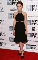 Carey Mulligan - 'Inside Lleywn Davis' Premiere in NYC 9/28/13