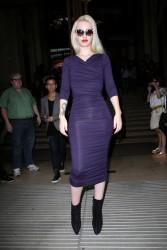 Iggy Azalea - Vivienne Westwood S/S 2014 Fashion Show in Paris 9/28/13