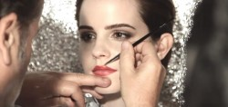 Emma Watson - Lancome Paris Rouge In Love Photoshoot