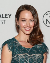 Amy Acker - 'Person of Interest' panel during 2013 PaleyFest: Made In New York in NYC 10/3/13