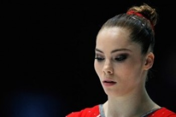 McKayla Maroney defended her vault title at the World Championships in Antwerp, Belgium, on Saturday. WORLD CHAMPION!!!