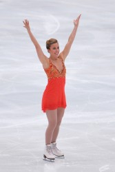 Ashley Wagner - Japan Open 2013 in Saitama 10/5/13