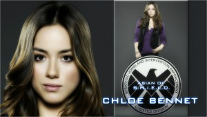 "Chloe Bennet ""Asian of S.H.I.E.L.D."" Widescreen Wallpaper"