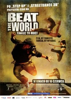 Przód ulotki filmu 'Beat The World. Taniec To Moc!'