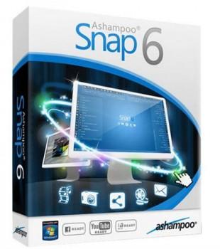 Ashampoo Snap 6.0.9 Portable