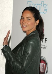 Olivia Munn - 'Hugh Jackman...One Night Only' Benefitting MPTF in Hollywood 10/12/13