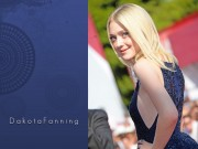 Dakota Fanning : Sexy Wallpapers x 4