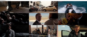 Download James Bond : Quantum of Solace (2008) BluRay 720p 700MB Ganool