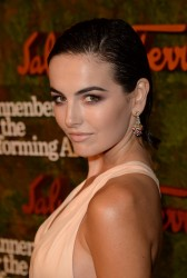Camilla Belle - Wallis Annenberg Center for the Performing Arts Inaugural Gala in Beverly Hills 10/17/13
