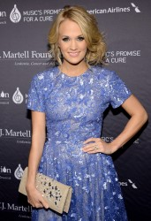 Carrie Underwood - T.J. Martell Foundation Gala in NYC 10/22/13