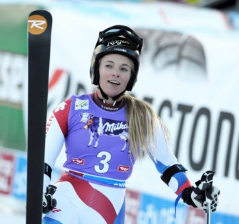 Bravo Lara Gut (Switzerland) Winner Giant Slalom Soelden Austria x 5