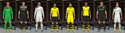 download pes 2014 Borussia Dortmund 2013-14 Kit Set by Michael