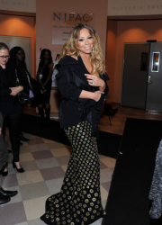 Mariah Carey - BET's 2013 Black Girls Rock event in Newark, NJ 10/26/13