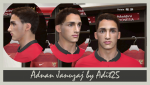 download Adnan Januzaj PES2014 Face by Adit25