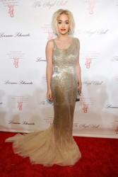 Rita Ora - 2013 Angel Ball in NYC 10/29/13