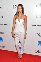Jamie Chung - 'Diana' Screening in NYC 10/30/13