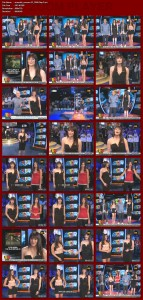 Olivia Munn  tiny skirt -E3 2009-Day.2 *Request fill (w. Morgan Webb)