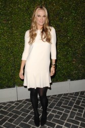 Molly Sims @ Chloe Los Angeles Fashion Show & Dinner, LA, 29.10.13 - 3HQ