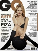 Eiza Gonzalez - lingerie for GQ Mexico MQ