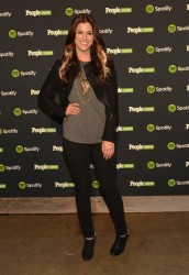 Cassadee Pope - Spotify and People Country Present Jennifer Nettles And Friends Live In Nashville 11/3/13
