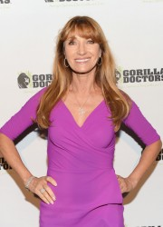 Jane Seymour - Gorilla Doctors of Africa benefit in Beverly Hills 11/5/13