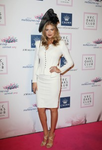 Kate Upton – VRC Oaks Club Luncheon in Melbourne Nov. 06
