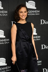 Natalie Portman - Guggenheim International Gala in NYC 11/7/13