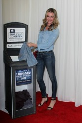 Rebecca Romijn - Blue Jeans Go Green event in West Hollywood 11/8/13
