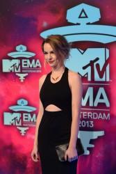 Bridgit Mendler - MTV EMAs 2013 in Amsterdam 11/10/13
