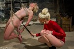 Lorelei Lee, Lexi LaRue : Fresh Meat - Kink/ WhippedAss (2013/ HD 720p)