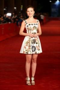 Scarlett Johansson – Her Premiere in Rome Nov. 10