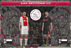 pes 2014 Amsterdamsche Football Club Ajax
